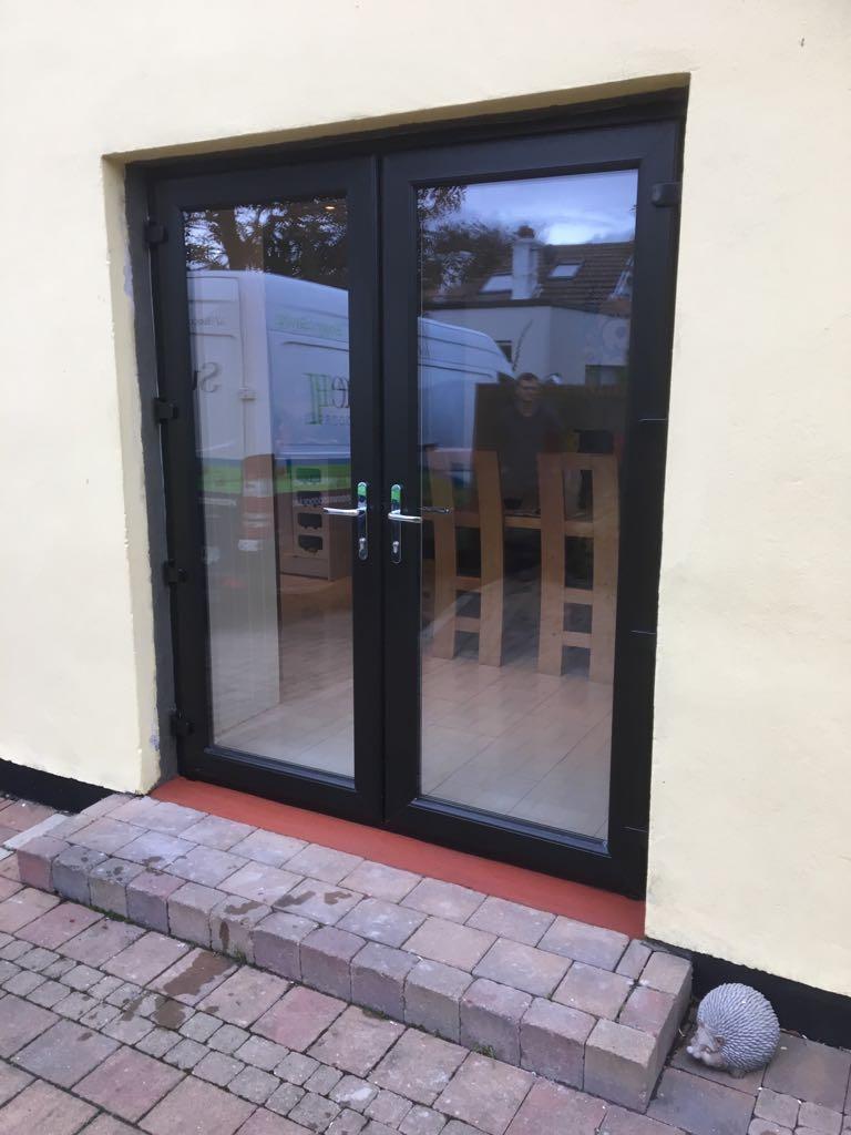 Bi Fold Patio Doors With Internal Blinds: Supreme Windows & Doors Bi-Fold Patio High Security